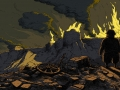 "Valiant Hearts  - Renders - ""Burn"""