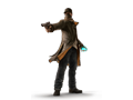"""Watch_Dogs - Character Art - Aiden (""""Execution"""")"""