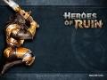 Heroes of Ruin - Vindicator #1