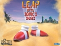 """Sonic & The Secret Rings - """"Leap Into Sonic's Shoes"""""""