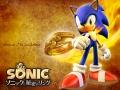 Sonic & The Secret Rings - Sonic #2 (Japan)