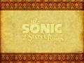 Sonic & The Secret Rings - Logo #2