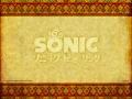 Sonic & The Secret Rings - Logo #2 (Japan)