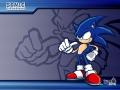 Sonic Battle - Sonic