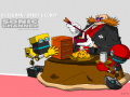 Dr. Eggman #6 (With Ortbot & Cubot)