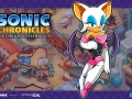 Sonic Chronicles - Rouge The Bat
