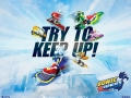 """Sonic Riders - """"Try To Keep Up!"""""""