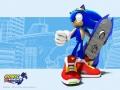Sonic Riders - Sonic #2