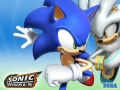 Sonic Rivals - Sonic & Silver