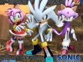SONIC The Hedgehog (2006) - Group #4
