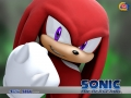 SONIC The Hedgehog (2006) - Knuckles