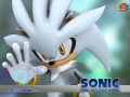 SONIC The Hedgehog (2006) - Silver The Hedgehog