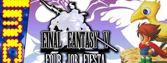 #2-1: CATCH OF THE DAY   Final Fantasy V: Four Job Fiesta