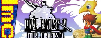 #2-3: RETAIL THERAPY   Final Fantasy V: Four Job Fiesta