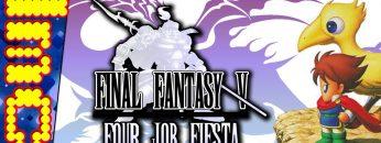 #2-4: THE WALL | Final Fantasy V: Four Job Fiesta