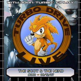 Turbo Drive Live Podcast #060