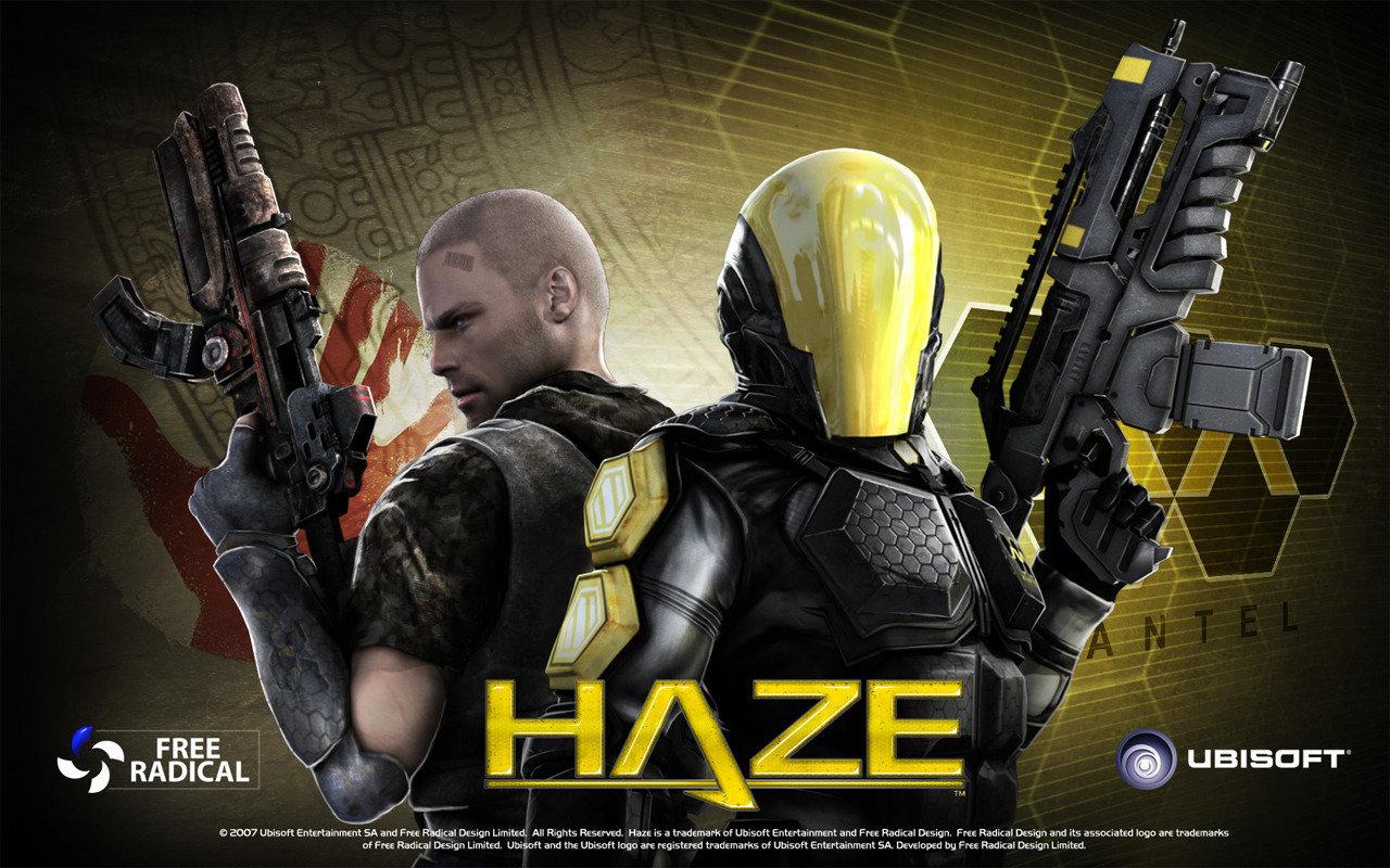 Haze / Free Radical Design