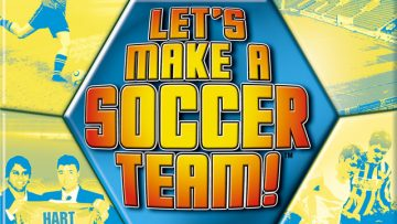 Let's Make A Soccer Team – PS2