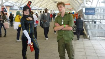 MCM Expo – Bayonetta and Andy