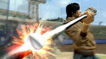 Yakuza 5 – Batting Screenshot