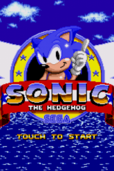 Sonic The Hedgehog 1991 Remastered