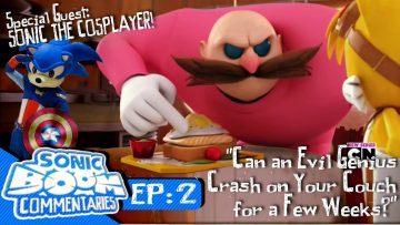 Sonic Boom Commentaries Ep 2