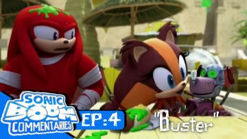 Sonic Boom Commentaries Ep 4