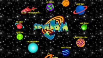 The Space Jam Website