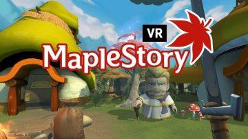 MapleStory-VR