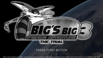 Big's Big Fishing Adventure – Title