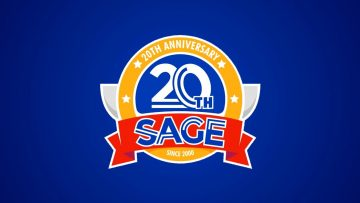 SAGE 20th Anniversary