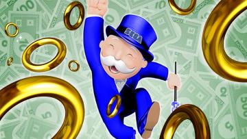 Monopoly SEGA Money
