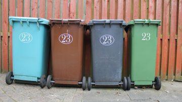 Wheelie Bins / Rubbish