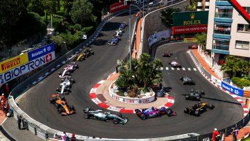 Formula 1 – Monaco GP