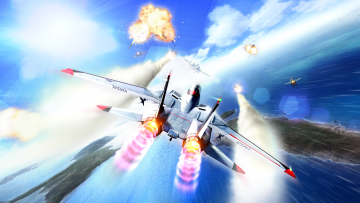 After Burner Climax – SEGA Forever – 2