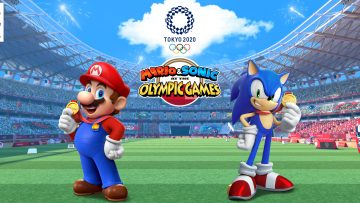 Mario & Sonic At The Olympic Games – Tokyo 2020