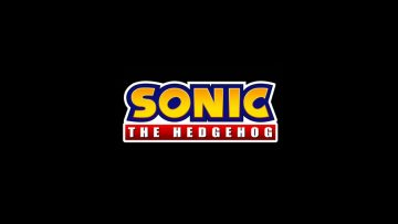 Sonic The Hedgehog -Brand/Franchise Logo