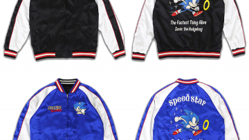 Speedstar Japanese Sonic Jackets