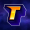 Turbo Drive Live Logo (2021) – T Version