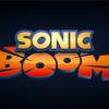 Sonic Boom Logo/Title