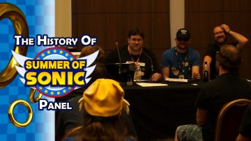 Summer Of Sonic 2016 Panel: The History of Summer Of Sonic