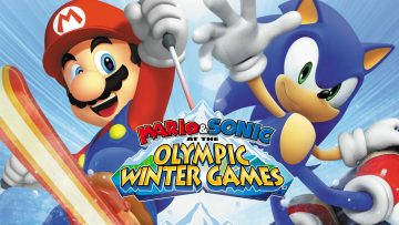 Mario & Sonic At The Olympic Winter Games (Vancouver 2010)