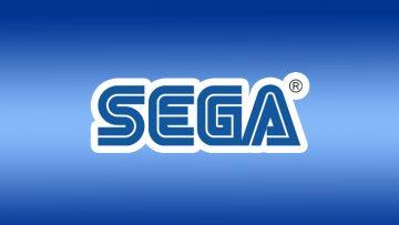 SEGA Banner/Header/Title/Logo