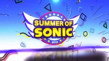 Summer of Sonic 2016 (SOS 16)