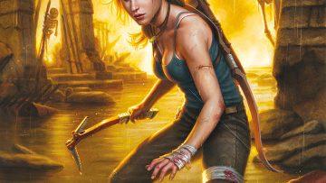 Tomb Raider Comic 01