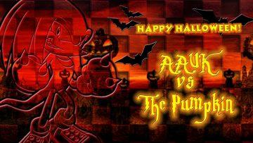 Halloween 2012 – AAUK Vs The Pumpkin