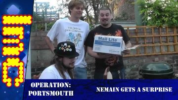 "Operation: Portsmouth #1-1: ""Nemain Gets A Surprise"""