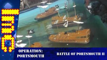 Operation: Portsmouth – #2 The Battle Of Portsmouth II