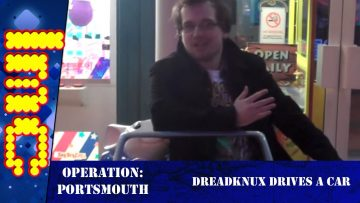 "Operation: Portsmouth II – #1: ""Dreadknux Drives A Car"""