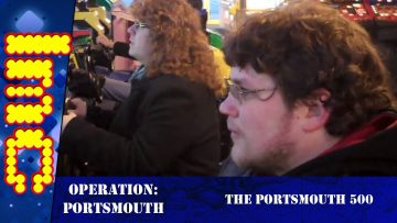 Operation: Portsmouth II – #2: The Portsmouth 500